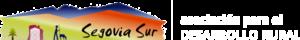 Segovia Sur logo blanco